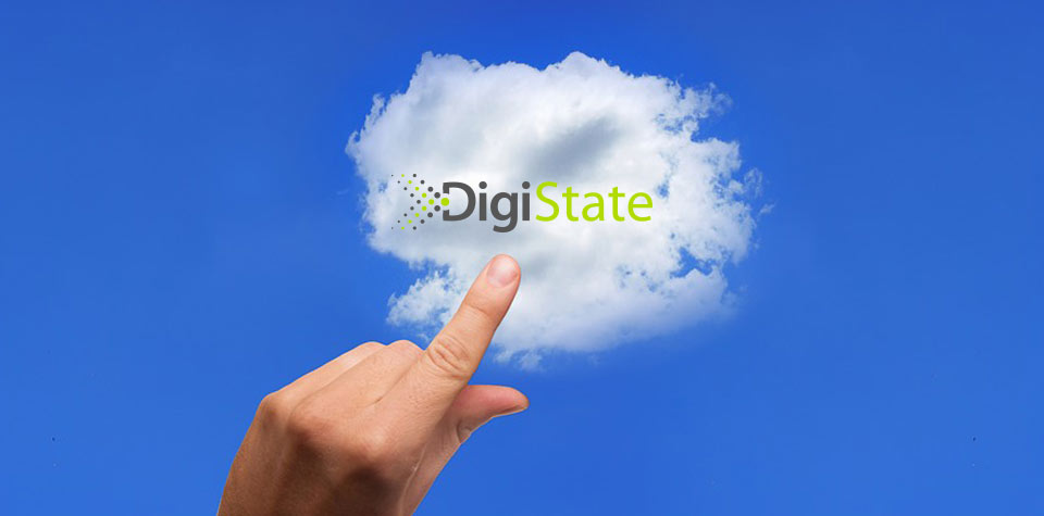 Bereikbare cloud hosting door DigiState