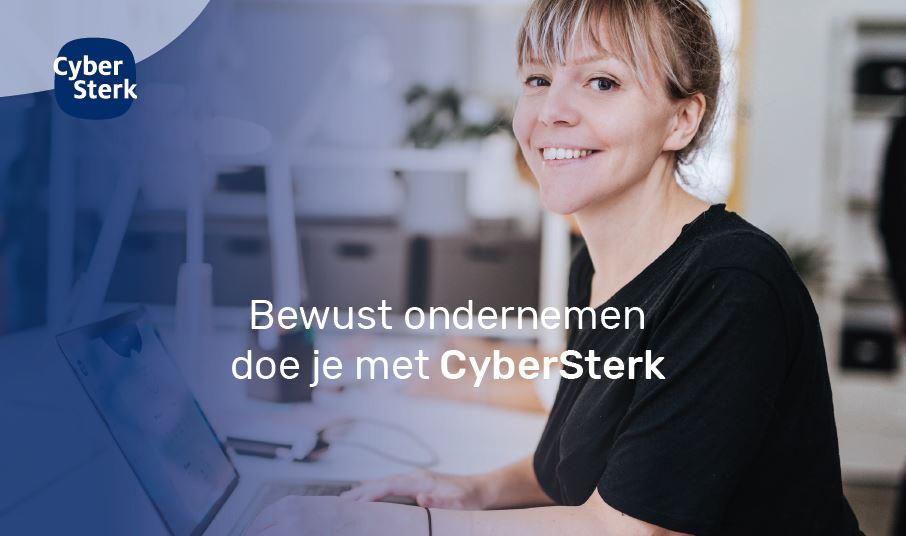 CyberSterk, securitydienst voor het MKB