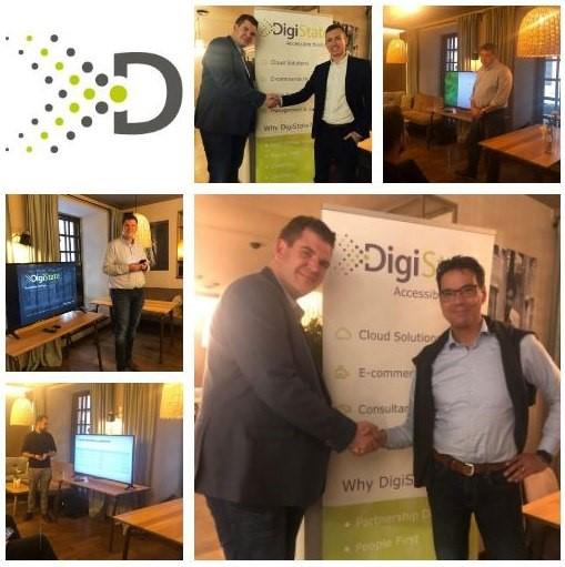 De officiële lancering van DigiState Litouwen.